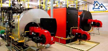 50 درصد کاهش مصرف انرژی با بهینه سازی موتورخانه