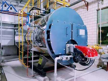 50 درصد کاهش مصرف انرژی با بهینه سازی موتورخانهرخانه